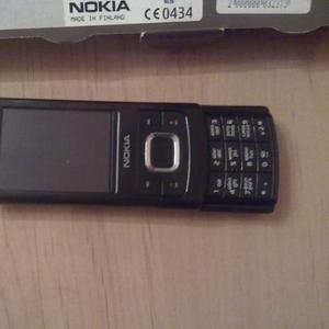 Продам телефон Нокиа 6500 Slaide,  черный
