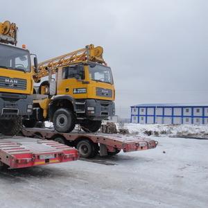 Перевозка негабаритного и тяжеловестного груза в г.Вологда,  Вологодская область и всей ткрритории Росии