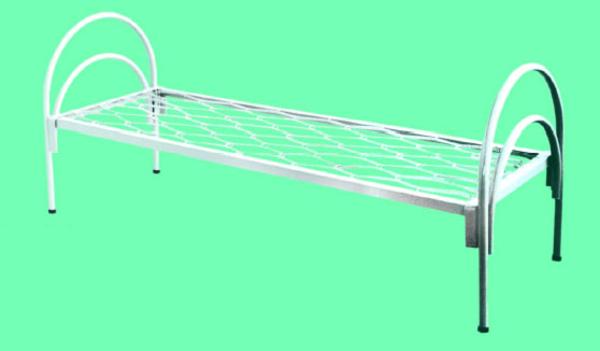 Прочные металлические кровати ГОСТ образца в казармы и тюрьмы 2
