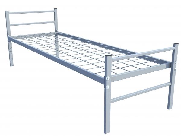 Прочные металлические кровати ГОСТ образца в казармы и тюрьмы 3